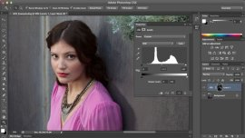 Photoshop CS6 can now make selections based on skintones, and the new, 'intelligent' auto adjustments are drawn from thousands of hand-edited images